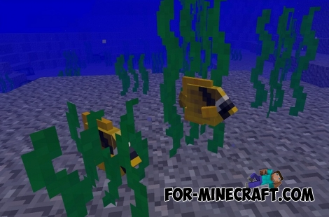 Minecraft PE Bedrock 1.3 addon for MCPE