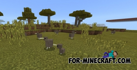 Kiwi addon for Minecraft Bedrock 1.2.10