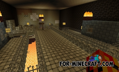 Horrible Prison - Escape map for Minecraft 1.2.X
