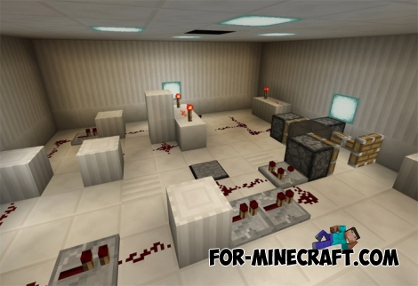 Find a Way to Die map for MCPE 1.2.10+