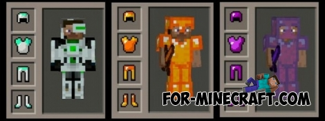 Nevermine mod for MCPE 1.2.13