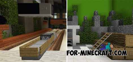 3/1 Mini Games map for Minecraft BE
