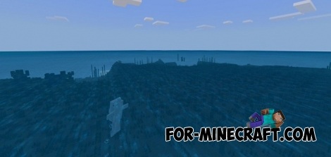 Minecraft BE 1.2.20.1 Features map
