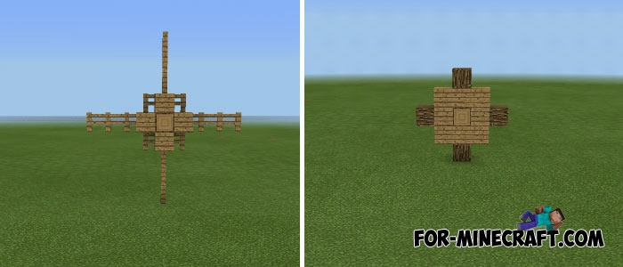 Medieval Craft RG mod (Minecraft PE) - v1.0.1  Cinnabar
