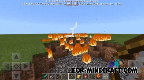 Arrowheads addon for Minecraft BE 1.2/1.5