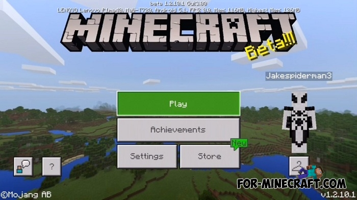 minecraft pe apk mod license