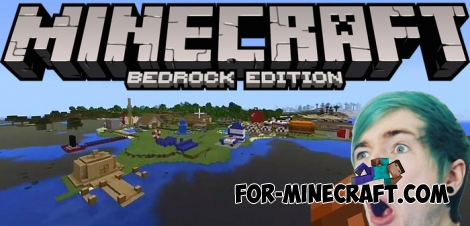 DanTDM Xbox World Bedrock Edition