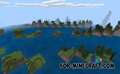 Insane map for Minecraft PE 1.6+
