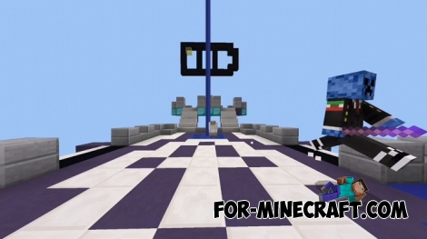 Capture The Sheep map for MCBE 1.6+