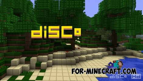 oCd for Minecraft PE 1.4.4/1.6.0.5
