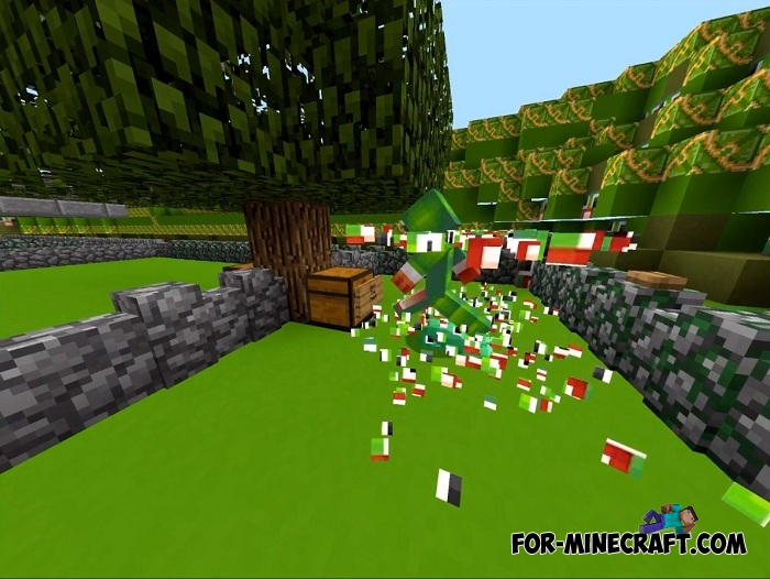 Unfair Unspeakable map for MCBE 1 2+
