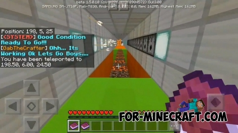 GabTheCrafter DeathRun 1/2 maps for Minecraft PE