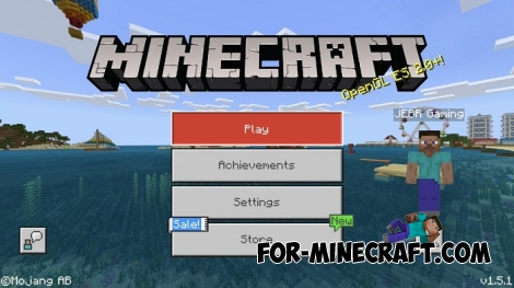 Colored Buttons for Minecraft Bedrock 1.4/1.6+