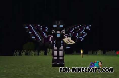 Ender Suit skin pack for Minecraft PE