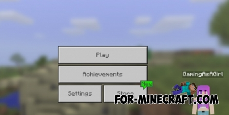 G.A.A.G. texture pack for Minecraft PE