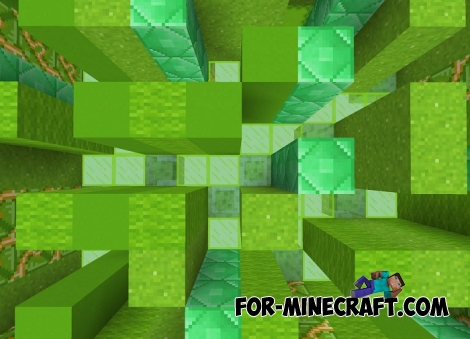 10 Challenging Mazes map for MCPE 1.5+