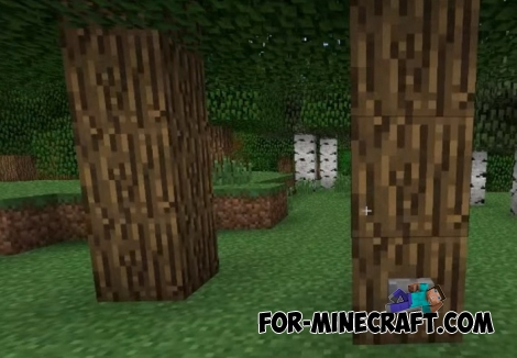 Invisible Redstone pack for MCPE
