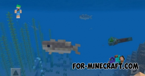 Madness Mobs addon for  Minecraft BE 1.1/1.6+