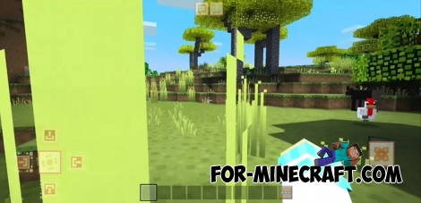 Christian shaders for Minecraft PE 1.4/1.7
