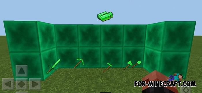 Ores Mod V2 4 3 1 For Minecraft Pocket Edition