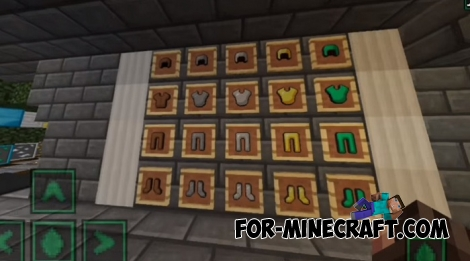 Mint texture pack for MCPE 1.5+
