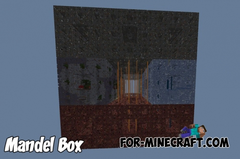 Mandel Box map for Minecraft 1.7+