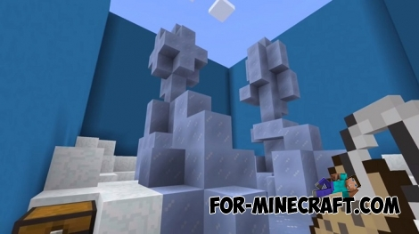 Find a Hidden Friend map for Minecraft PE