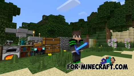Faithful 128x for Minecraft BE 1.6/1.7+
