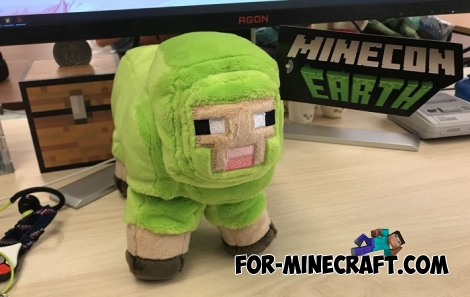 Minecon 2018 and MCPE 1.8 - What will it be?