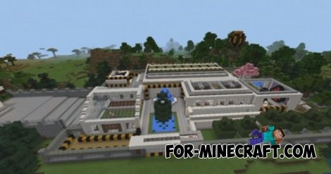 Multifunctional Lab for Minecraft PE 1.6/1.7