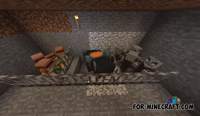 Village And Pillage Addon V2 For Minecraft Be 1 7 1 9