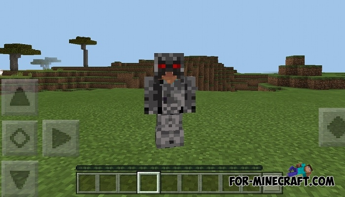 Primal Core mod for Minecraft PE