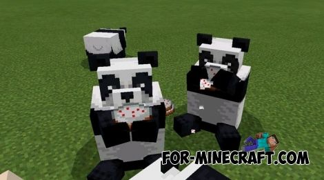 Download Minecraft BE 1.8.0.8 Village & Pillage