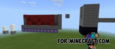 Power Parkour pt5 map for Minecraft BE 1.8