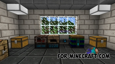 WFA MaTech IC mod pack [Achievements Update] for Minecraft PE