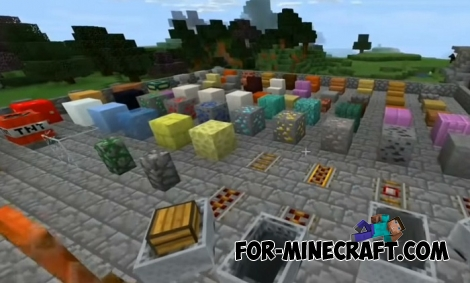 Zeus N Shader pack for Minecraft BE 1.6-1.8