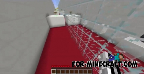 Your Reflection map for MCBE 1.7/1.8