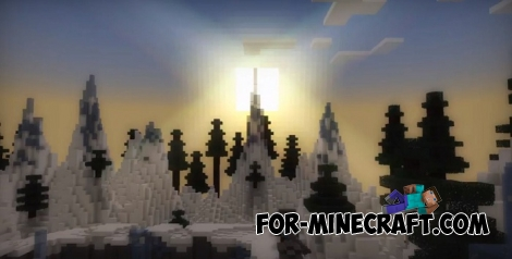 Super Spleef map for Minecraft PE 1.7/1.8