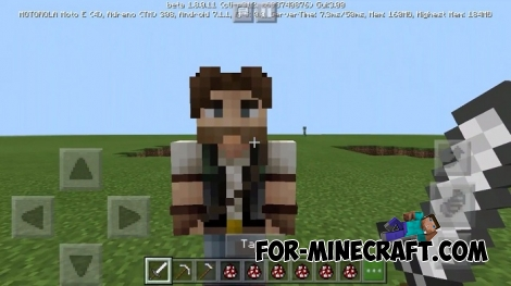 Helpful NPC's add-on for Minecraft PE 1.8