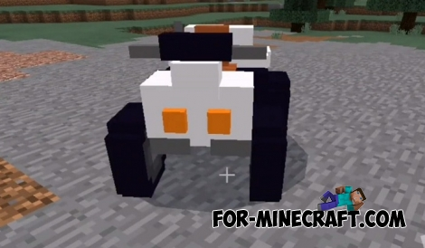 ATV addon for Minecraft PE 1.9+