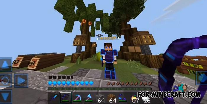 Amazing FPS Boost Texture Pack for MCPE 1 9