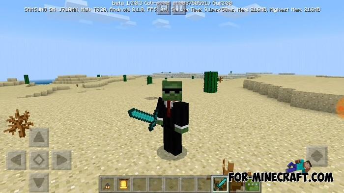 Village Pillage Skin Pack For Minecraft Pe