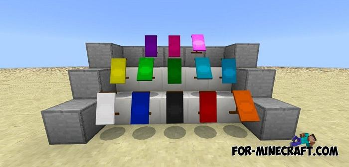 Wearable Capes Addon for Minecraft PE 1 12 0 2