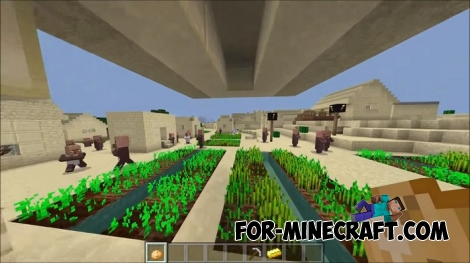 TOP 3 Village seeds for Minecraft PE 1.7/1.9