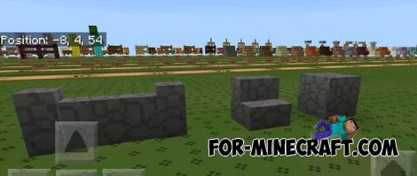 The simplest Texture pack for MCPE 1.9