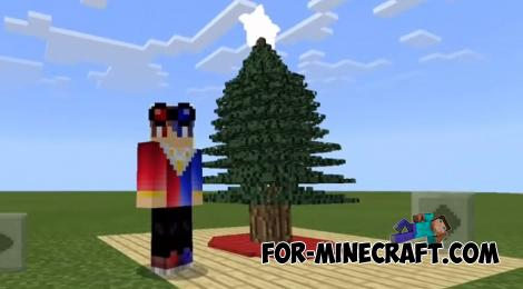 New Christmas Addon for Minecraft PE 1.9