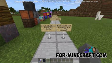 Creative Additions Texture Pack for MCPE