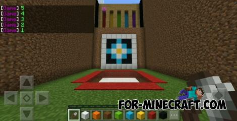 Repeat the Image Map for Minecraft PE 1.9