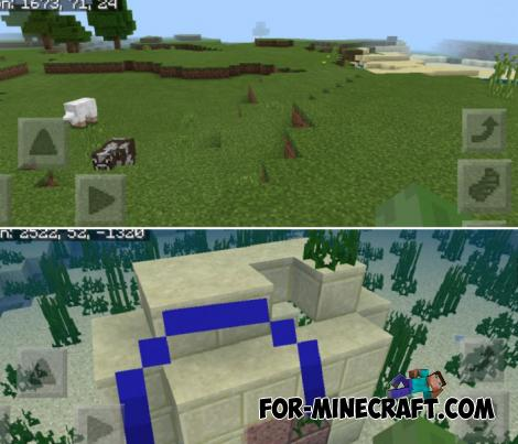 A Large Survival Island Seed for MCPE