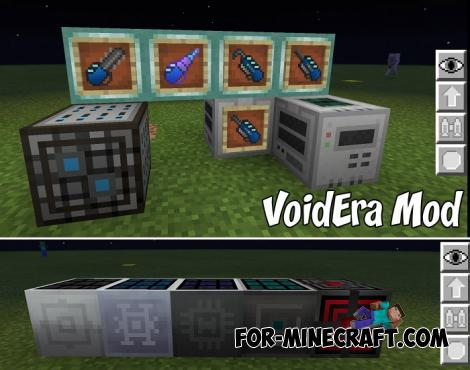 VoidEra Mod for Minecraft PE